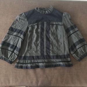 Gorgeous Isabel Marant cotton blouse!